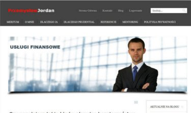 strona Przemysław Jordan